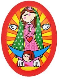Chibi Lady of Guadalupe
